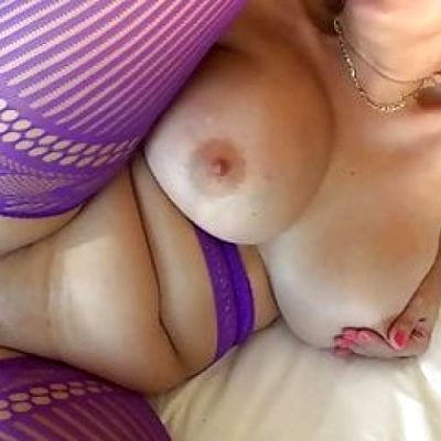 Anal Toy and Tit Slapping