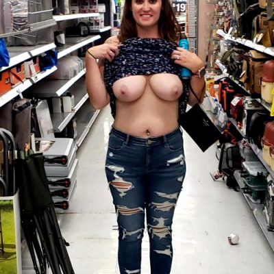 Just Doing Some Shopping No Big Deal
