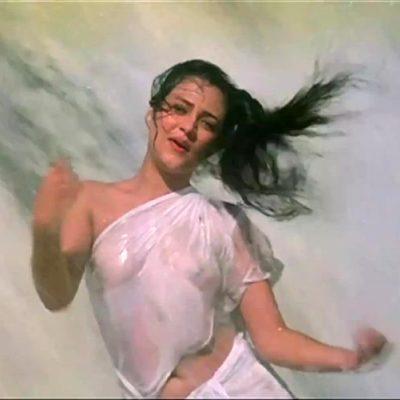 Mandakini In 'Ram Teri Ganga Maili'